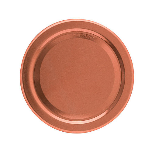 Gläserdeckel 70mm bronze Deep Twist-off